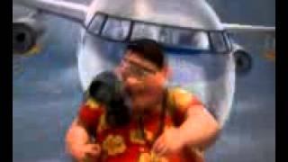 Repeat youtube video Bee Movie Plane landing(1)
