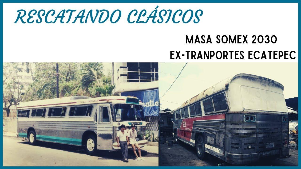 RESCATANDO CLÁSICOS| MASA SOMEX 2030|
