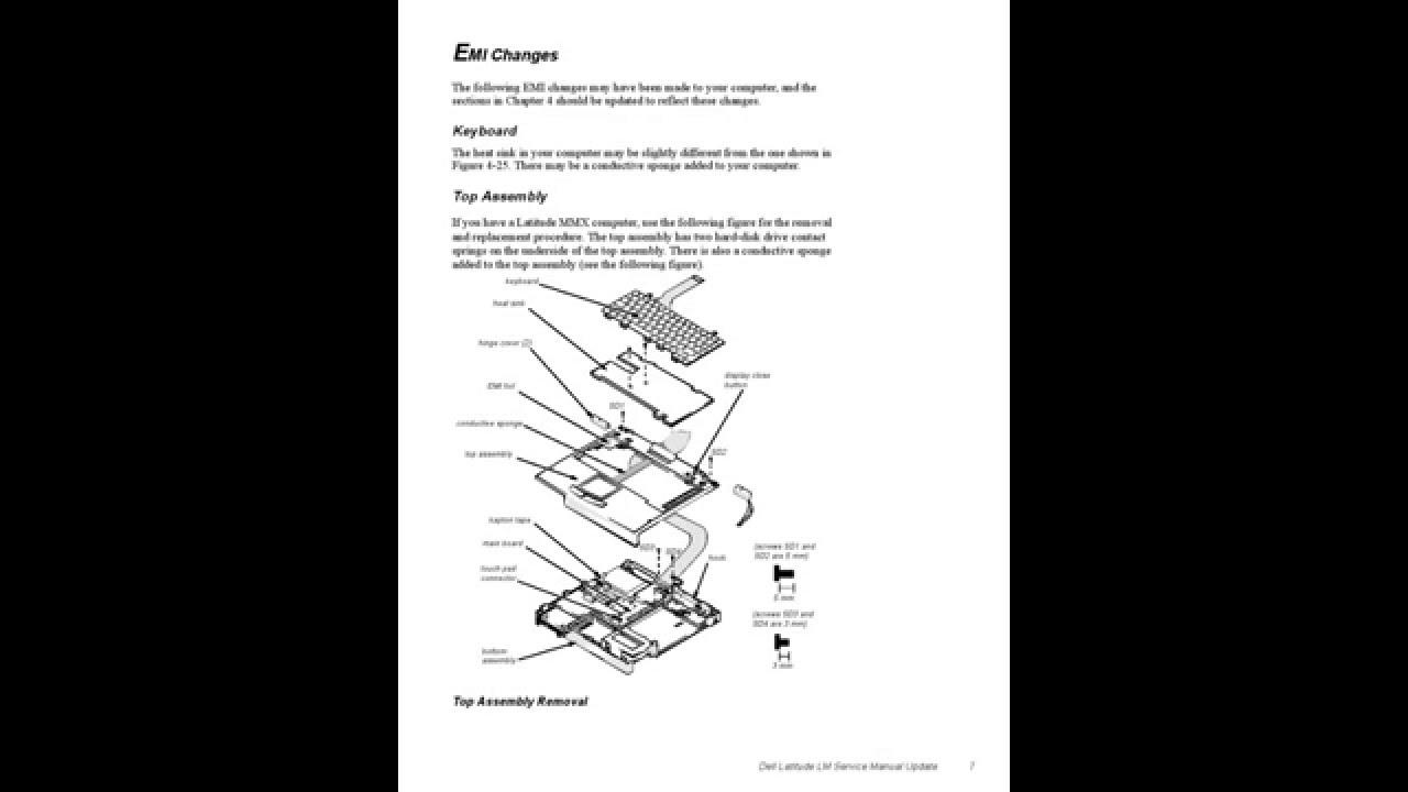 dell latitude lm service manual youtube rh youtube com dell latitude d630 repair manual pdf dell d630 user manual