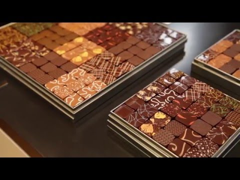 A Visit to Jacques Genin Chocolate Shop in Paris