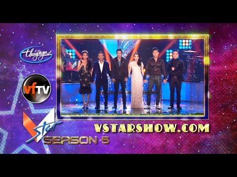 VSTAR Season 5 - Ghi Danh tại VSTARshow.com (Deadline: May 31, 2018)