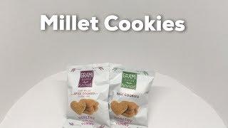 Grami Super Millet Cookies