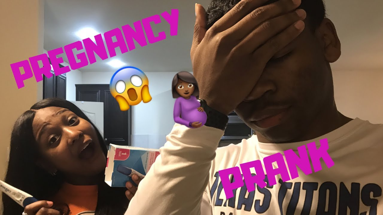 April Fools Prank On Mom-I Have A Baby! - YouTube
