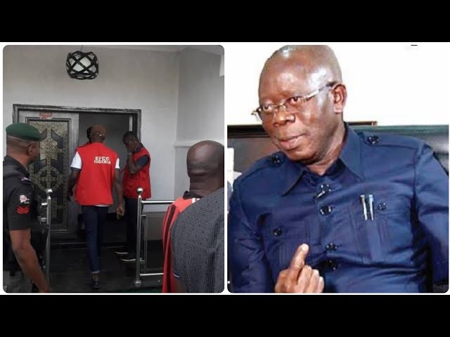 BREAKING: Oshiomole faces ARR£S'T as EFCC finds his C0RRUPTl0'N FlL£ in Magu's House - EmmacomTV