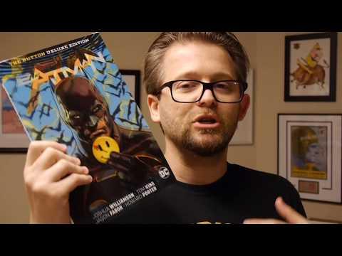DC Comics Review: Batman/The Flash: The Button Deluxe Edition