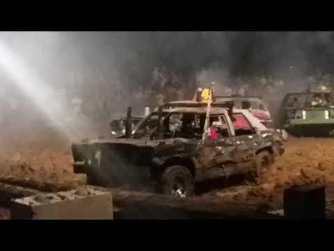 Madison mo demolition derby