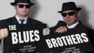 Blues Brothers - Sweet Home Chicago canta Davidu