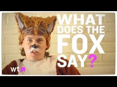 Ylvis   The Fox What does the Fox say)Musica Mais Engraçada Do Mundo