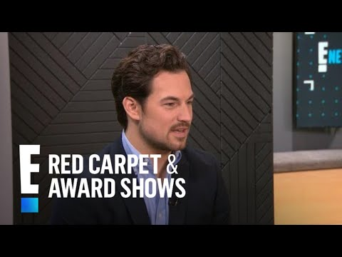 Does Giacomo Gianniotti Know If Ellen Pompeo Is Leaving?   E! Red Carpet & Award Shows