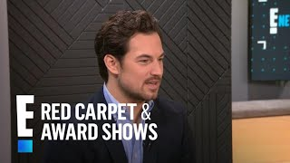 Does Giacomo Gianniotti Know If Ellen Pompeo Is Leaving? | E! Red Carpet & Award Shows