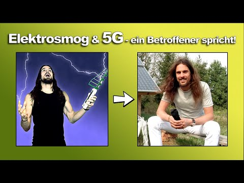Elektrosmog & 5G schädlich für Mensch, Tier und Natur? ⚡️Ein Betroffener spricht!