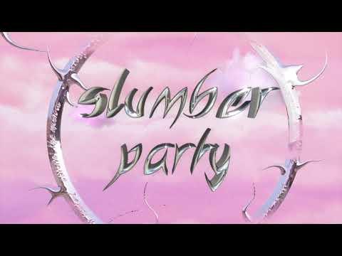Ashnikko - Slumber Party Feat. Princess Nokia (Official Lyric Video)