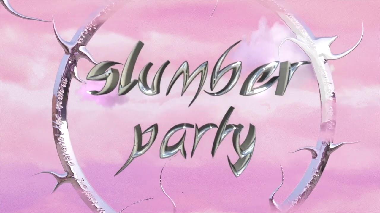 Download Ashnikko - Slumber Party Feat. Princess Nokia (Official Lyric Video)