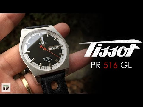 Tissot PR 516 GL Review - Cool Retro Inspired Sports Watch