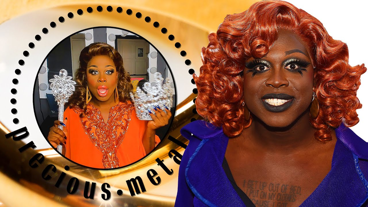 Bob The Drag Queen Tells All About the 'Drag Race' Crown & Scepter | Precious Metals | Marie Claire