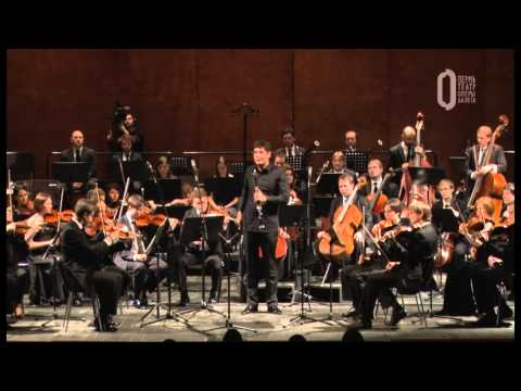 Weber clarinet concerto 1 f-moll. Valentin Uryupin, MusicAeterna