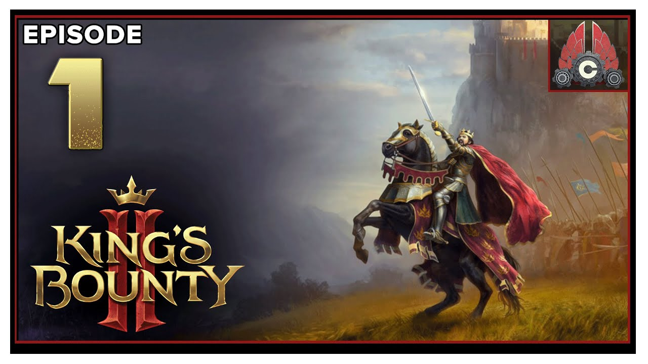 CohhCarnage Plays King's Bounty II