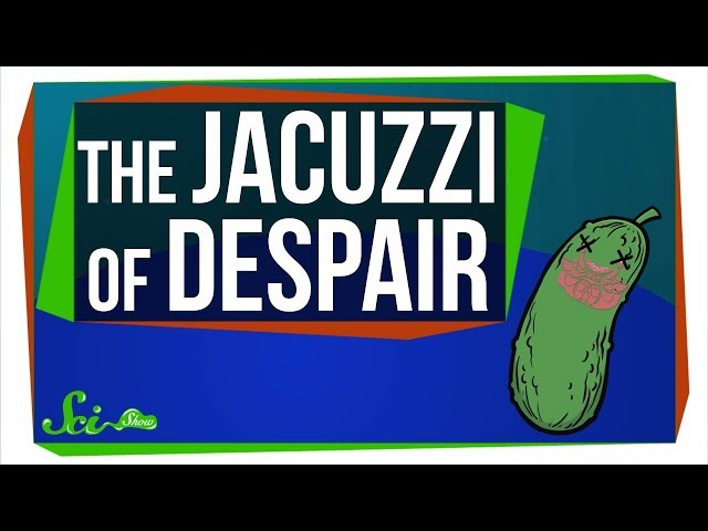 Weird Places: The Jacuzzi of Despair