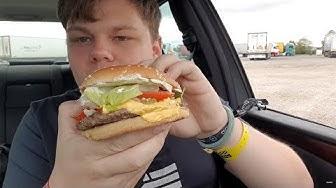 Burger King®: Der BESTE Burger? WHOPPER review