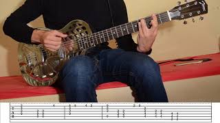 The Sound Of Silence Disturbed Fingerstyle Cover With TABS