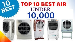 Top 10 Air Cooler in India  Best Air Cooler in your Budget