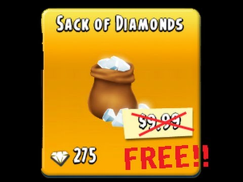 Hay Day FREE Diamonds!!! -  How To Guide #1