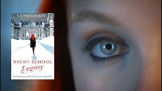 Night School: Legacy book trailer