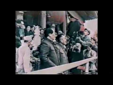 Rare Footage Shows Life of Mao Zedong