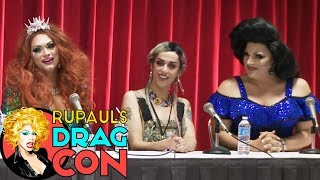 Call Me Mother with Adore Delano, Joslyn Fox, and Mrs. Kasha Davis RuPaul's DragCon LA 2017
