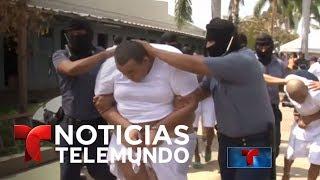Mano dura en El Salvador para criminales deportados de EEUU | Noticiero | Noticias Telemundo