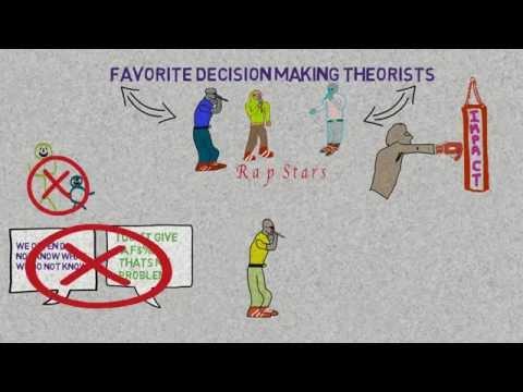 Decision Making Theorists Herbert Simon, Daniel Kahneman and Amos Tversky