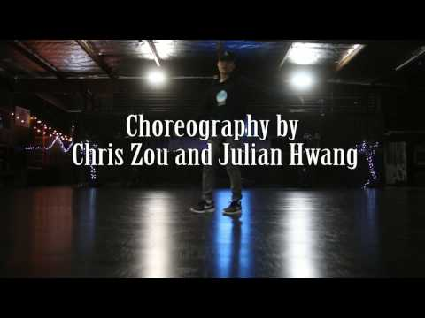 Trey Songz - Serve it up Choreography | Chris Zou and Julian Hwang