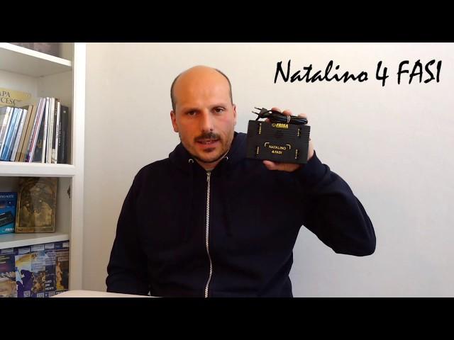 Centraline Presepio - Natalino 4 Fasi e Natalino 600