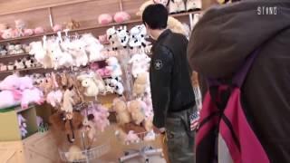 souvenir shop マザー牧場 mother farm 017 売店 動物のぬいぐるみとか.