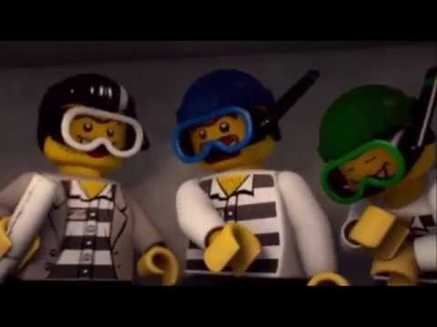 Lego City Police Episode 3 : Cash Splash [ Lego.com ]