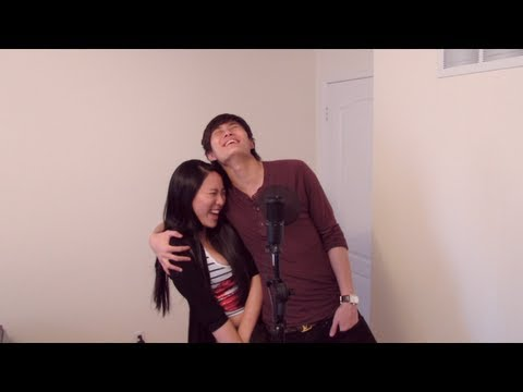 Payphone - Maroon 5 ft. Wiz Khalifa (Cover by Terry He x Daniela Chang)