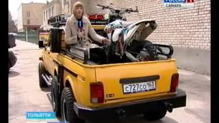 Niva 6WD - Нива 6 на 6