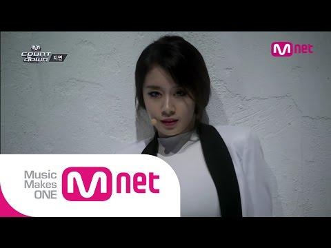 Mnet [엠카운트다운] Ep.384 : 지연(Ji Yeon) - 1분1초(1MIN 1SEC)@MCOUNTDOWN_140710