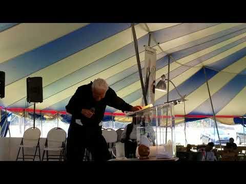 5-13-18 am macon ga Tent revival