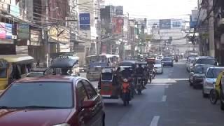 File footage - Dagupan downtown [Dagupan, Pangasinan; Feb 2018] HD