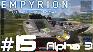 ABANDONED MINE POI | Empyrion–Galactic Survival | Alpha 3 Gameplay/Let's play | Part 15