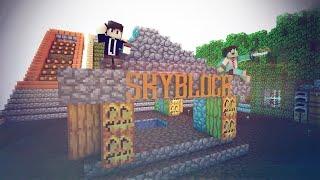 Minecraft:Skyblock-Bölüm #2-Kaktüs Farm!
