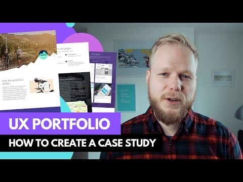 UX Portfolio: How To Create A UX Design Case Study