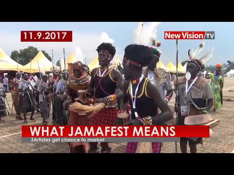 Here is what JAMAFEST means