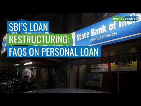 Availing Personal Loan Recast From SBI? Here's All You Need To Know