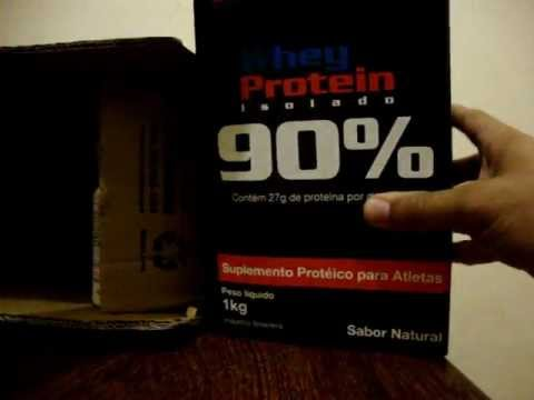0a939b966 GROWTH SUPPLEMENTS - WHEY PROTEIN ISOLADO - YouTube
