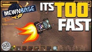 Mewnbase Ep 2 ! Rover, Beacon, DROID and MORE ! Lets Play Mewnbase Gameplay | Z1 Gaming