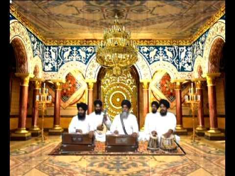 Mere Harjiyo Sab Ko Tere Vas - Bhai Inderjit Singh Ji Khalsa Shabad Gurbani Kirtan Video