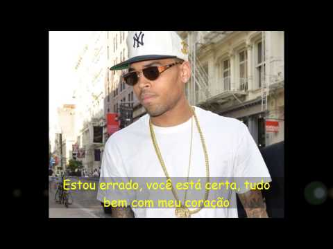 Chris Brown - I Can't Win - Tradução