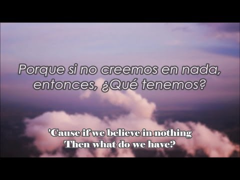 Hook N Sling, Parson James, Betty Who- If You're Hearing This (ESPAÑOL)-(LYRICS)